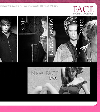 FACE MODELS AGENCY