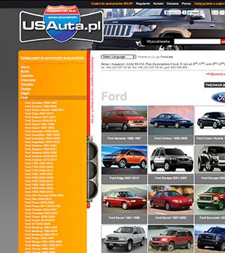 USA car parts